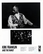 Kirk Franklin and Family Promo Print