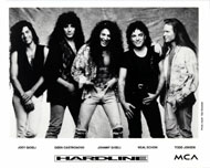 Hardline Promo Print