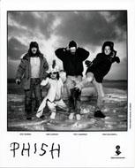 Phish Promo Print