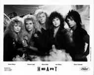 Heart Promo Print