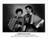 Queen Ida & Son Promo Print