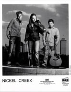 Nickel Creek Promo Print