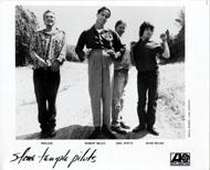 Stone Temple Pilots Promo Print