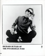 Richard Butler Promo Print