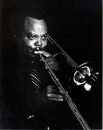J.J. Johnson Quartet Vintage Print