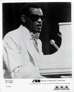 Ray Charles Promo Print