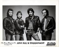John Kay Promo Print