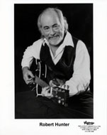Robert Hunter Promo Print