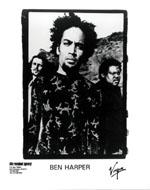 Ben Harper Promo Print