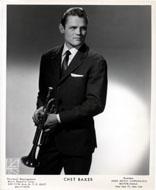 Chet Baker Promo Print