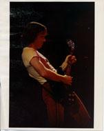 Ronnie Montrose Vintage Print