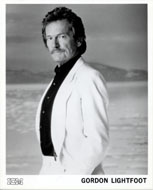 Gordon Lightfoot Promo Print