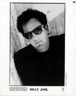 Billy Joel Promo Print