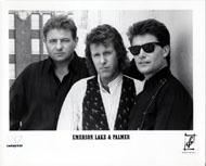 Emerson, Lake & Palmer Promo Print