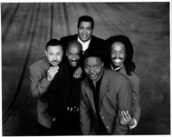 Earth, Wind & Fire Vintage Print