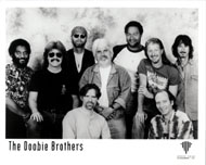 The Doobie Brothers Promo Print