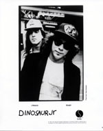 Dinosaur Jr. Promo Print