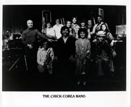 The Chick Corea Band Promo Print