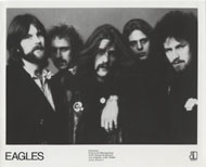 The Eagles Promo Print