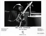 Big Jack Johnson Promo Print