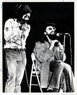 Cheech and Chong Vintage Print