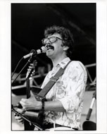 Tom Rush Vintage Print