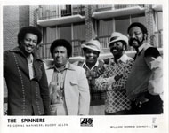 The Spinners Promo Print