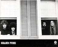 Grand Funk Promo Print