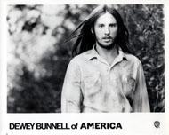Dewey Bunnell Promo Print