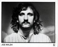 Joe Walsh Promo Print