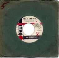 """Aaron Neville Vinyl 7"""" (Used)"""