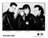 Tom Tom Club Promo Print
