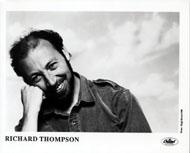 Richard Thompson Promo Print