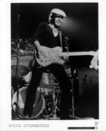 Bruce Springsteen Promo Print