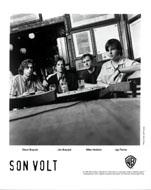 Son Volt Promo Print