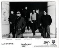 Los Lobos Promo Print