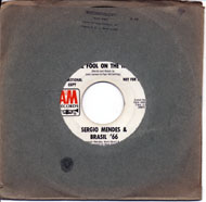 "Sergio Mendes & Brasil '66 Vinyl 7"" (Used)"