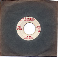 "The Byrds Vinyl 7"" (Used)"