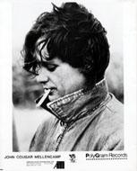John Cougar Mellencamp Promo Print