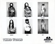 Third World Promo Print
