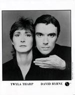 Twyla Tharp Dance Promo Print