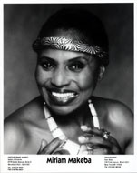 Miriam Makeba Promo Print