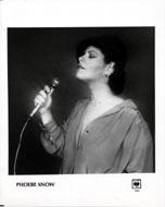 Phoebe Snow Promo Print