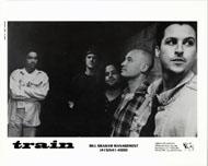 Train Promo Print