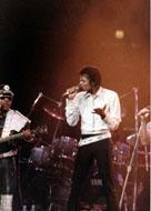 Michael Jackson Vintage Print