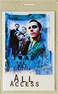 Toad The Wet Sprocket Laminate