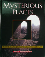 Mysterious Places Book