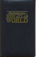 Mini Atlas Of The World Book