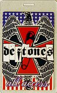 Deftones Laminate