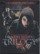 Dragon Tattoo Trilogy DVD